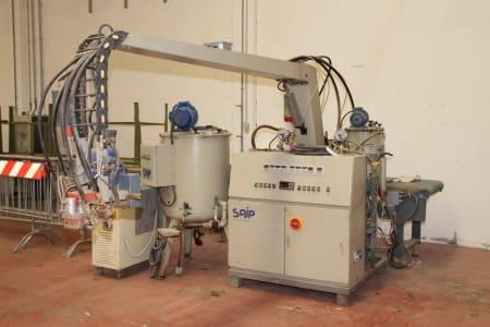 SAIP FLK 20 Foaming Machine i_03216925