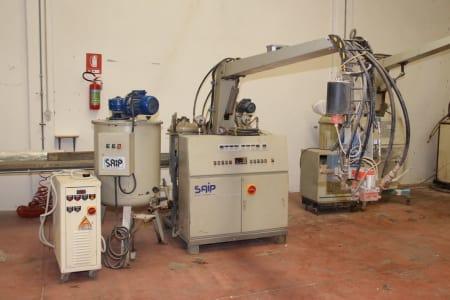 SAIP FLK 20 Foaming Machine i_03216926