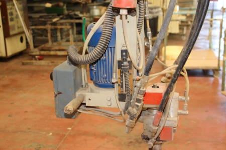 SAIP FLK 20 Foaming Machine i_03216932