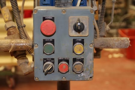 SAIP FLK 20 Foaming Machine i_03216933