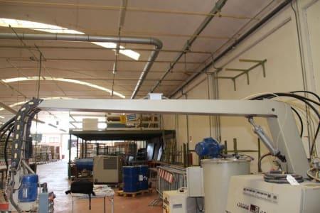 SAIP FLK 20 Foaming Machine i_03216935