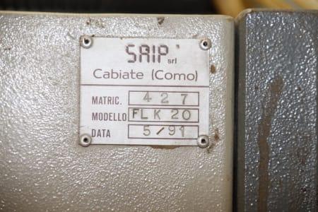 SAIP FLK 20 Foaming Machine i_03216940