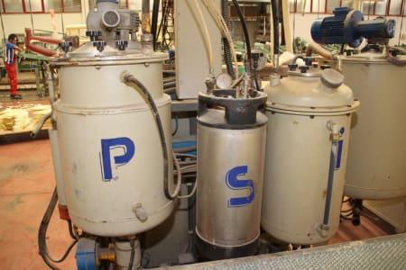 SAIP FLK 20 Foaming Machine i_03216942