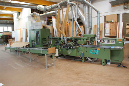 WEINIG-STÄHLE U 17 A/SATURN D Moulding and Grinding Machine i_03227683