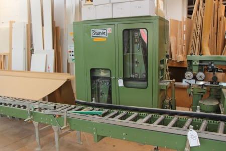 WEINIG-STÄHLE U 17 A/SATURN D Moulding and Grinding Machine i_03227686