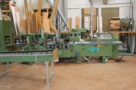 WEINIG-STÄHLE U 17 A/SATURN D Moulding and Grinding Machine i_03227687