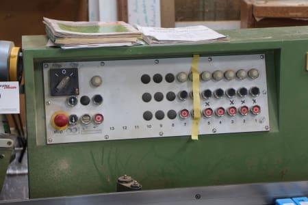 WEINIG-STÄHLE U 17 A/SATURN D Moulding and Grinding Machine i_03227689