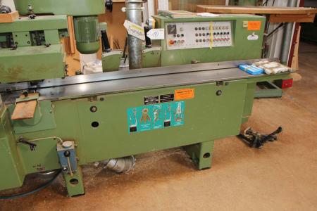 WEINIG-STÄHLE U 17 A/SATURN D Moulding and Grinding Machine i_03227690