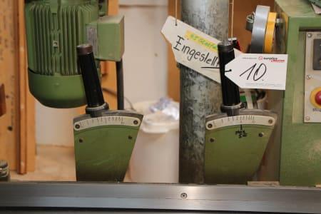 WEINIG-STÄHLE U 17 A/SATURN D Moulding and Grinding Machine i_03227691