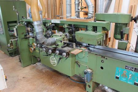 WEINIG-STÄHLE U 17 A/SATURN D Moulding and Grinding Machine i_03227692