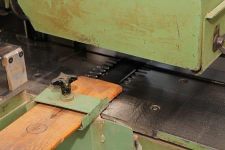 WEINIG-STÄHLE U 17 A/SATURN D Moulding and Grinding Machine i_03227693