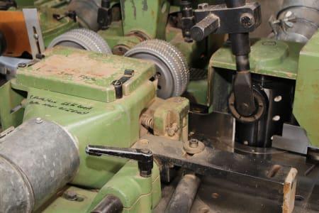 WEINIG-STÄHLE U 17 A/SATURN D Moulding and Grinding Machine i_03227694