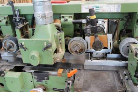 WEINIG-STÄHLE U 17 A/SATURN D Moulding and Grinding Machine i_03227695