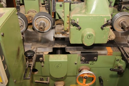 WEINIG-STÄHLE U 17 A/SATURN D Moulding and Grinding Machine i_03227696