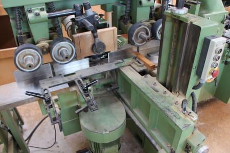 WEINIG-STÄHLE U 17 A/SATURN D Moulding and Grinding Machine i_03227697