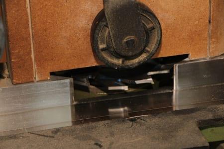 WEINIG-STÄHLE U 17 A/SATURN D Moulding and Grinding Machine i_03227698