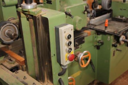 WEINIG-STÄHLE U 17 A/SATURN D Moulding and Grinding Machine i_03227699