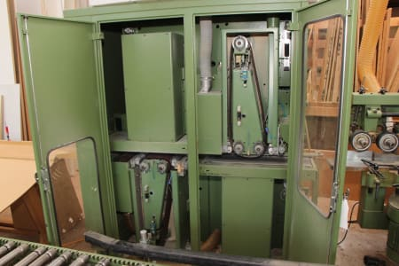 WEINIG-STÄHLE U 17 A/SATURN D Moulding and Grinding Machine i_03227700
