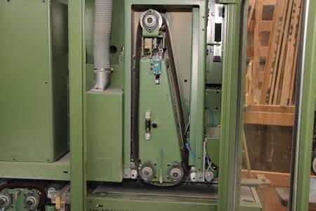 WEINIG-STÄHLE U 17 A/SATURN D Moulding and Grinding Machine i_03227701
