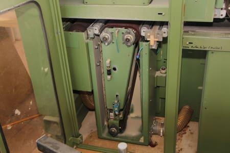 WEINIG-STÄHLE U 17 A/SATURN D Moulding and Grinding Machine i_03227702