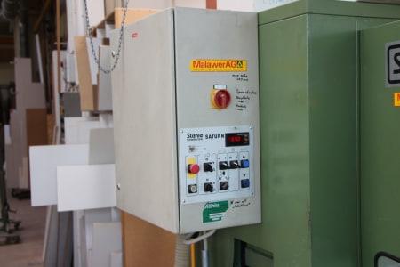 WEINIG-STÄHLE U 17 A/SATURN D Moulding and Grinding Machine i_03227703