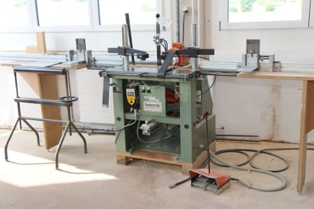 HOFFMANN DÜBELFIX DBL Dowel and Slotted Hole Drilling Machine i_03228277