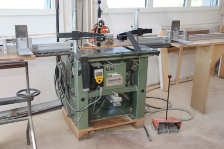 HOFFMANN DÜBELFIX DBL Dowel and Slotted Hole Drilling Machine i_03228278