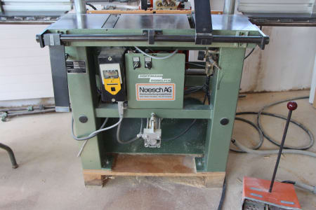HOFFMANN DÜBELFIX DBL Dowel and Slotted Hole Drilling Machine i_03228280