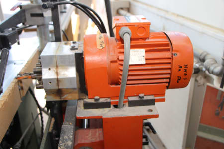 HOFFMANN DÜBELFIX DBL Dowel and Slotted Hole Drilling Machine i_03228285