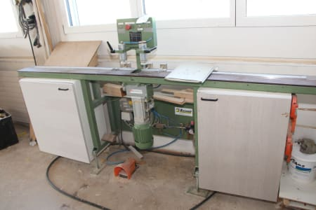 RUCHSER RU-EBL 2,5-S Corner and Scissor Bearing Drilling Machine i_03228323