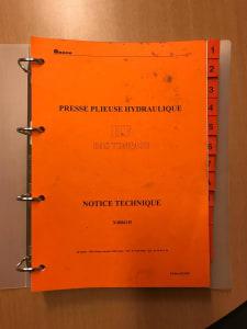 Presse plieuse CNC AMADA HFE100-3 i_03259766