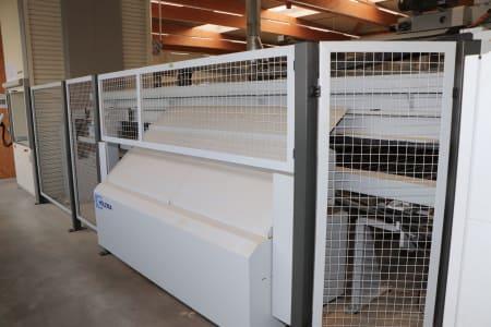 "HOMAG - HOLZMA - BARGSTEDT TFL 420 / HKL 380 / KFL 610 Flex Production Cell ""Lot Size 1"" with Laser i_03268189"