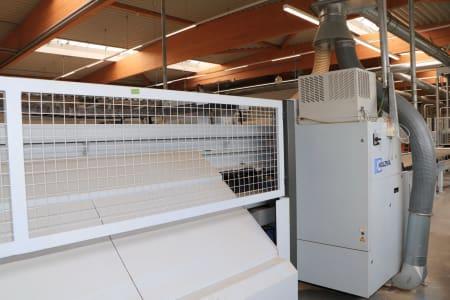 "HOMAG - HOLZMA - BARGSTEDT TFL 420 / HKL 380 / KFL 610 Flex Production Cell ""Lot Size 1"" with Laser i_03268190"