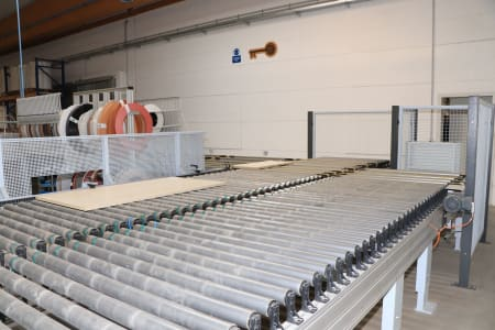 "HOMAG - HOLZMA - BARGSTEDT TFL 420 / HKL 380 / KFL 610 Flex Production Cell ""Lot Size 1"" with Laser i_03268206"