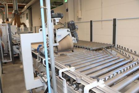 "HOMAG - HOLZMA - BARGSTEDT TFL 420 / HKL 380 / KFL 610 Flex Production Cell ""Lot Size 1"" with Laser i_03268211"