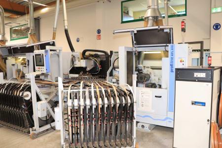 "HOMAG - HOLZMA - BARGSTEDT TFL 420 / HKL 380 / KFL 610 Flex Production Cell ""Lot Size 1"" with Laser i_03268214"