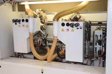 "HOMAG - HOLZMA - BARGSTEDT TFL 420 / HKL 380 / KFL 610 Flex Production Cell ""Lot Size 1"" with Laser i_03268221"