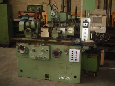 DANOBAT 50 External Grinding Machine i_03301052