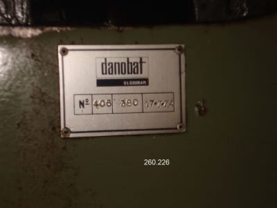 DANOBAT 50 External Grinding Machine i_03301055