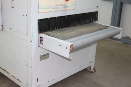 FAMAYCO 2 GS 1000 Brushes Sanding Machine i_03361091