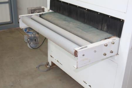 FAMAYCO 2 GS 1000 Brushes Sanding Machine i_03361092