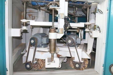 FAMAYCO 2 GS 1000 Brushes Sanding Machine i_03361095