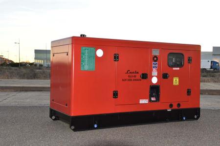 LUCLA GLU-50 Silent diesel generator i_03371343