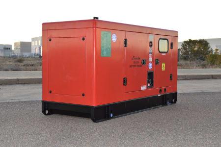 LUCLA GLU-50 Silent diesel generator i_03371345