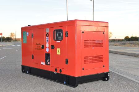 LUCLA GLU-50 Silent diesel generator i_03371347