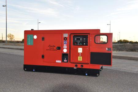 LUCLA GLU-50 Silent diesel generator i_03371348