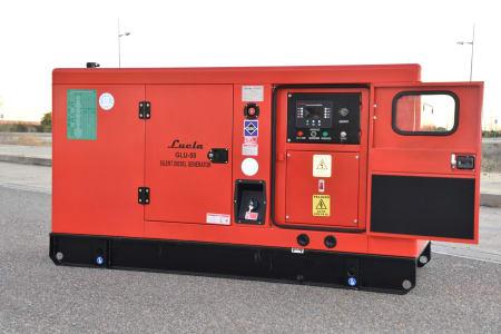 LUCLA GLU-50 Silent diesel generator i_03371349