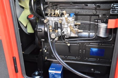 LUCLA GLU-50 Silent diesel generator i_03371353