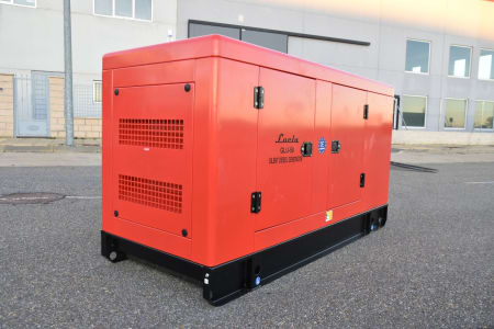 LUCLA GLU-50 Silent diesel generator i_03371354