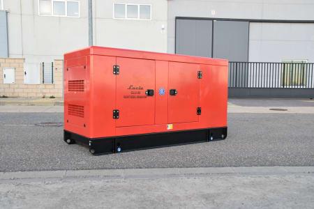 LUCLA GLU-50 Silent diesel generator i_03371355